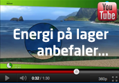 Energi paa lager anbefaler