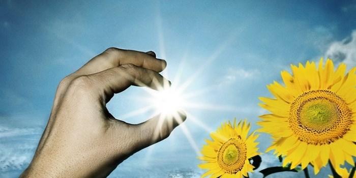 Hvilken Energi Lager Solen